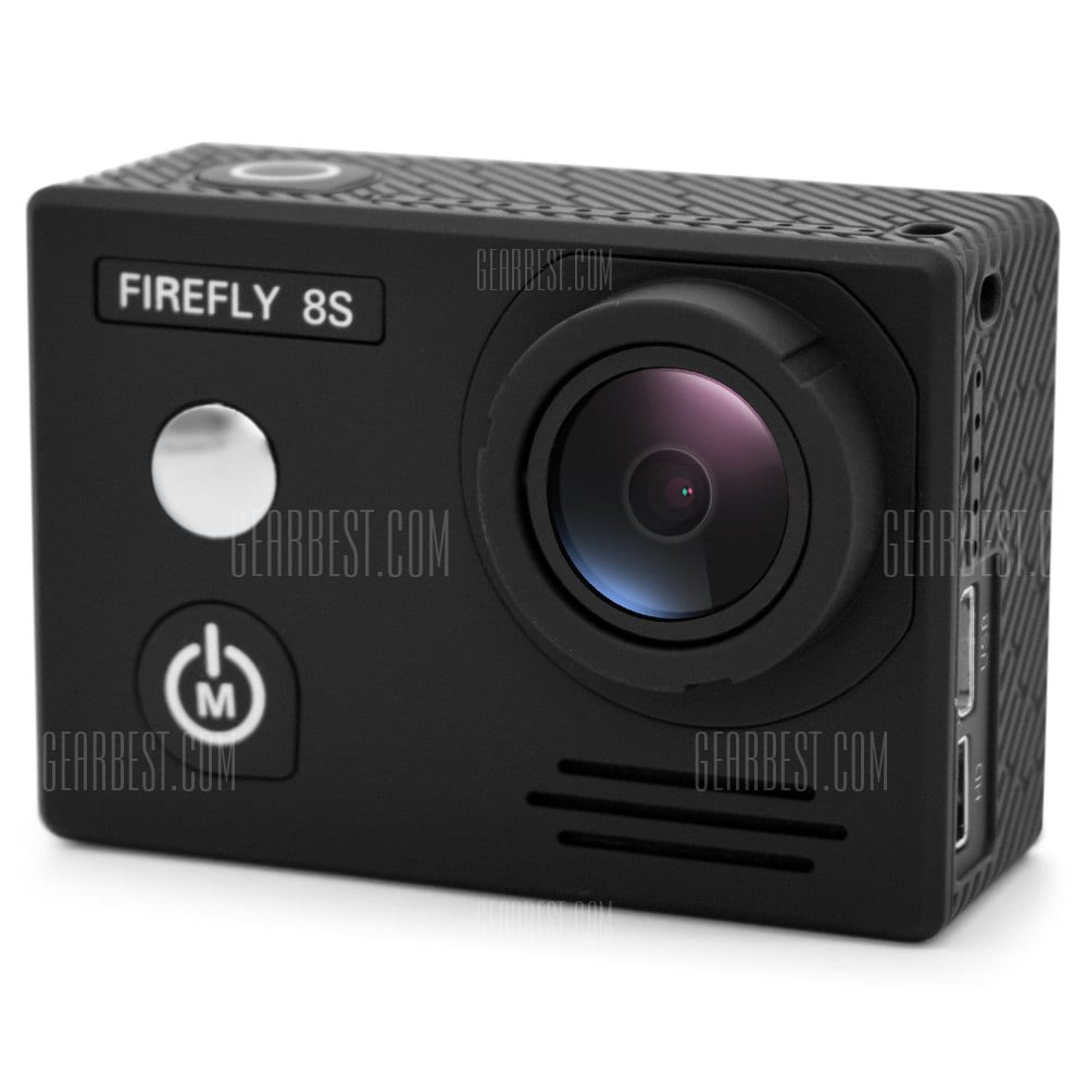 HawKeye Firefly 8S 4K WiFi Sports Camera 170 Degree FOV