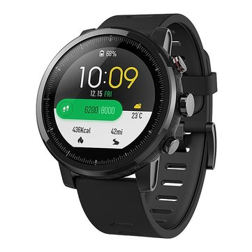 International Version Xiaomi Huami AMAZFIT Strato Sports Smart Watch 2 GPS 1.34 inch 2.5D Screen
