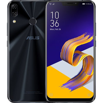 Global Version ASUS ZenFone 5Z 6.2 Inch 6GB RAM 64GB ROM Snapdragon 845 Octa Core 4G Smartphone