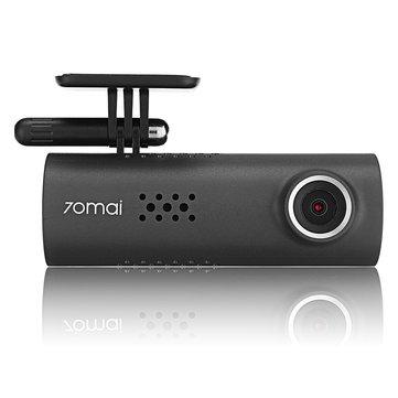 XIAOMI 70MAI Smart Car DVR EU US RU Version 1080P 130 Degree Wide Angle IMX323 Sensor Voice Control