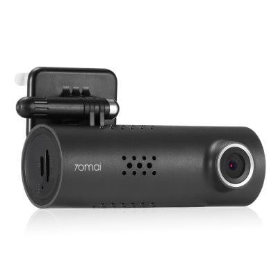 Xiaomi 70mai Dash Cam Smart WiFi Car DVR International Version-BLACK