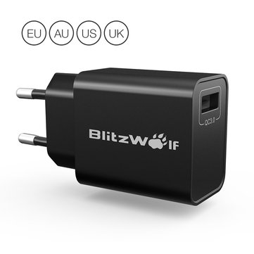 BlitzWolf BlitzWolf® BW-S9 18W USB Charger