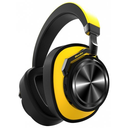 Bluedio T6 Headphone Wireless Bluetooth Headset