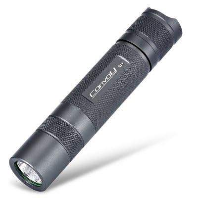 Convoy S2+ LED Flashlight