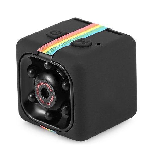 Quelima SQ11 Mini Camera 1080P HD DVR