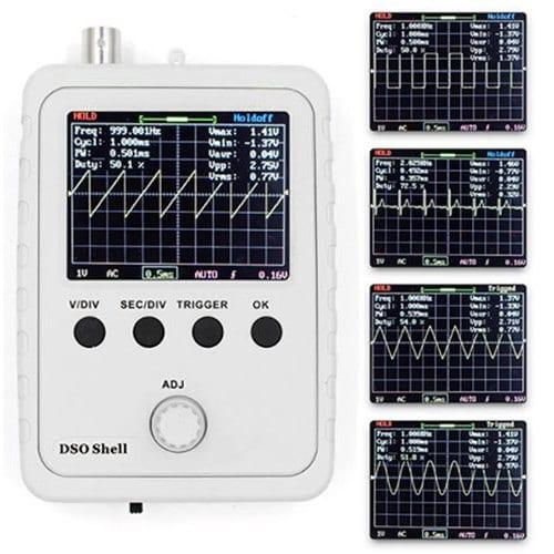 DSO150 Handheld Digital DIY Oscilloscope Set