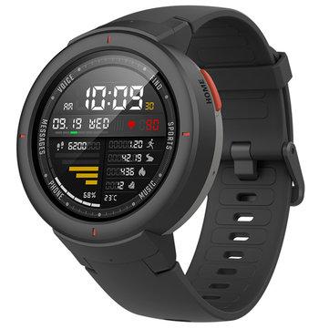 Original Xiaomi Amazfit Verge International Version AMOLED IP68 GPS+GLONASS 5Days Standby Smart Watch