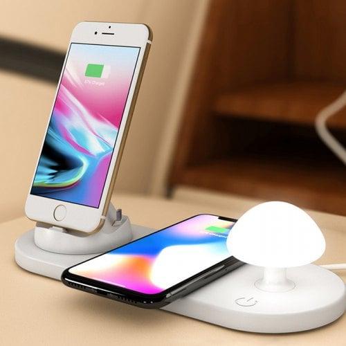 Utorch B06 Wireless Fast Charging USB Touch Night Light