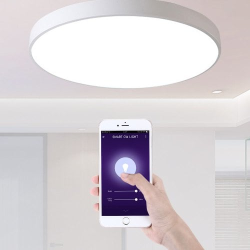 Utorch UT30 Smart Voice Control LED Ceiling Light 18W AC 220V