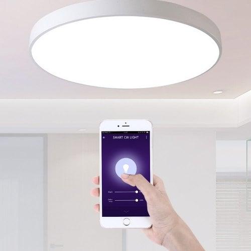 Utorch UT40 Smart Voice Control LED Ceiling Light 24W AC 220V