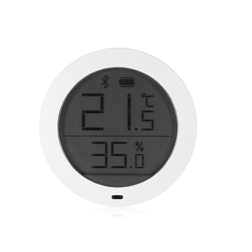 Xiaomi Thermostat Accuracy Temperature Humidity Monitor