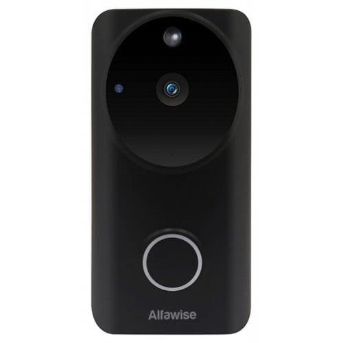 Alfawise L9 Wireless Intelligent WiFi Video Doorbell - kínai raktár