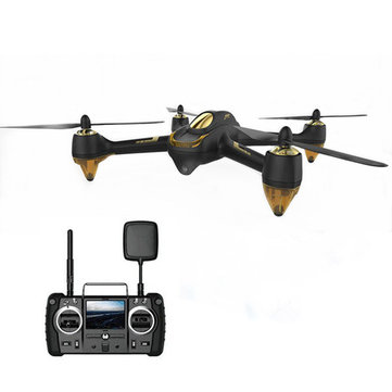 Hubsan H501S X4 5.8G FPV Brushless With 1080P HD Camera GPS RC Drone Quadcopter RTF - normal version