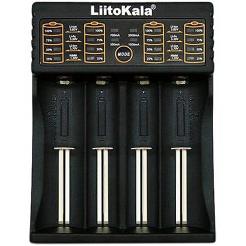 LiitoKala Lii - 402 Battery Charger