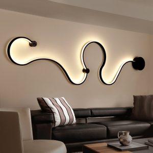 Postmodern creative wall light