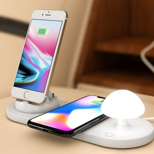 Utorch B06 Wireless Fast Charging USB Touch Night Light