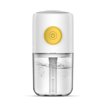 XIAOMI Deerma Mini USB Ultrasonic Mist Humidifier Aroma Essential Oil Diffuser Aromatherapy Kitchen Air Purifier for Home