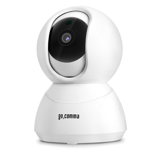 gocomma Lilliput-001 1080P WiFi Security IP Camera 2MP