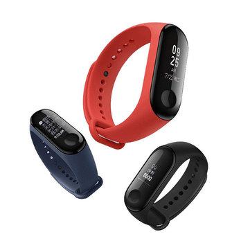 Original Xiaomi Mi band 3 Smart Wristband OLED Display 50M Waterproof Heart Rate Monitor BraceletSmart Watch & BandfromMobile Phones & Accessorieson banggood.com
