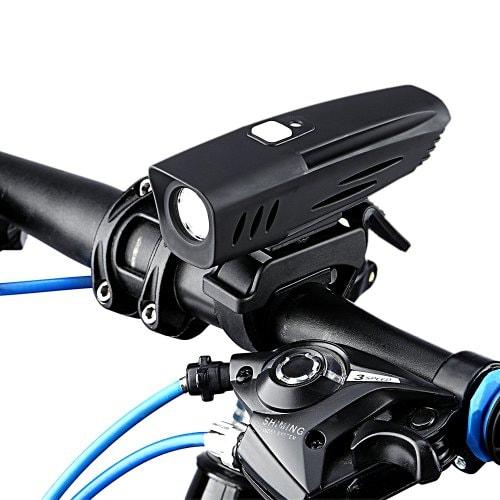Utorch C10 USB Charging Light Sensation Control Bicycle Headlight