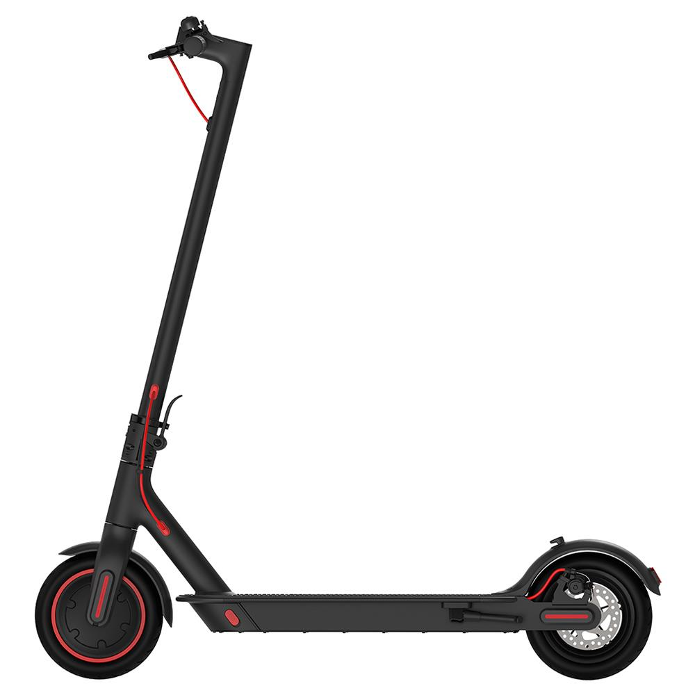 EU Version Xiaomi Mijia M365 Pro Folding Electric Scooter 250W Motor 3 Speed Modes 8.5 Inch Tire 45KM Mileage Range Double Brake System - Black