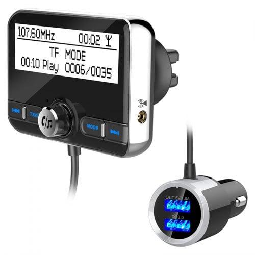 Tecney DAB FM Radio High Fidelity Digital Car Audio Bluetooth System