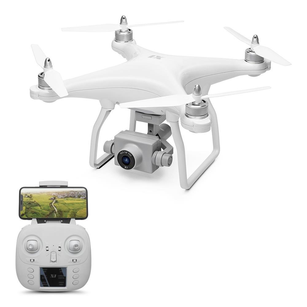 Wltoys XK X1 5G WIFI FPV GPS Brushless RC Drone With HD 1080P Camera 2Axis Gimbal Follow Me Mode RTF