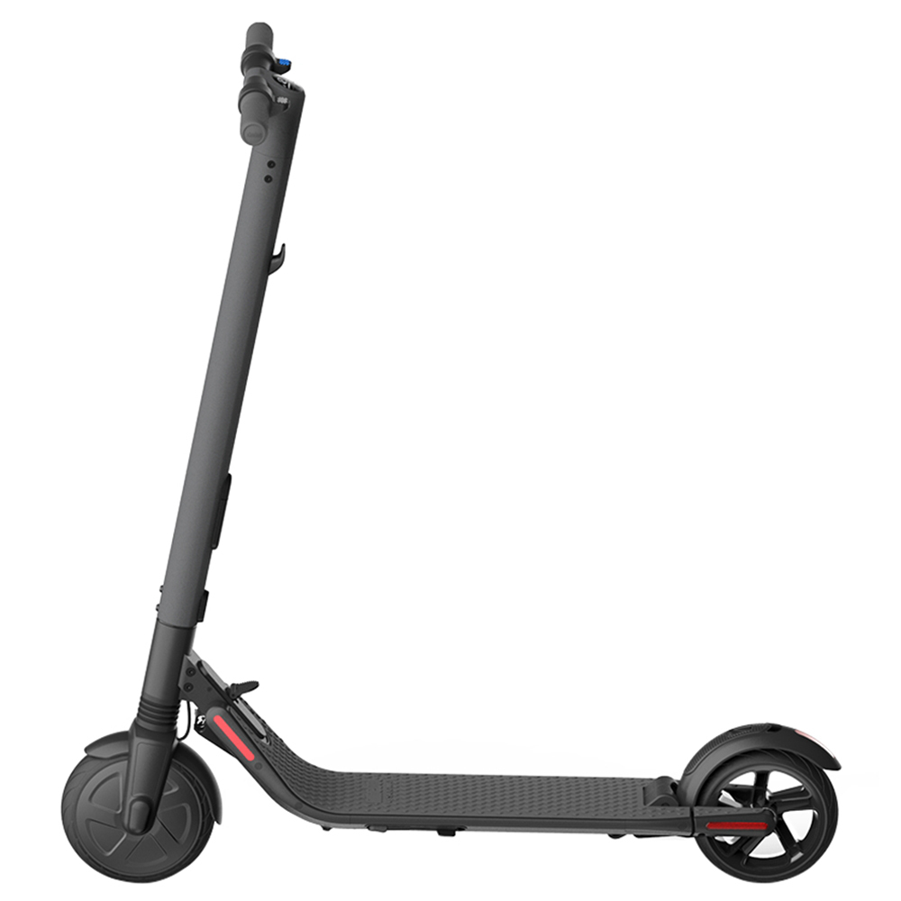 Xiaomi Ninebot Segway KickScooter ES2 Folding Electric Scooter Sports Vision 700W Motor 25km/h Speed With LED Lights - Black