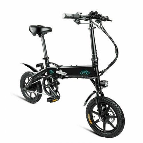 FIIDO D1 Folding Electric Bike Moped Bicycle E-bike