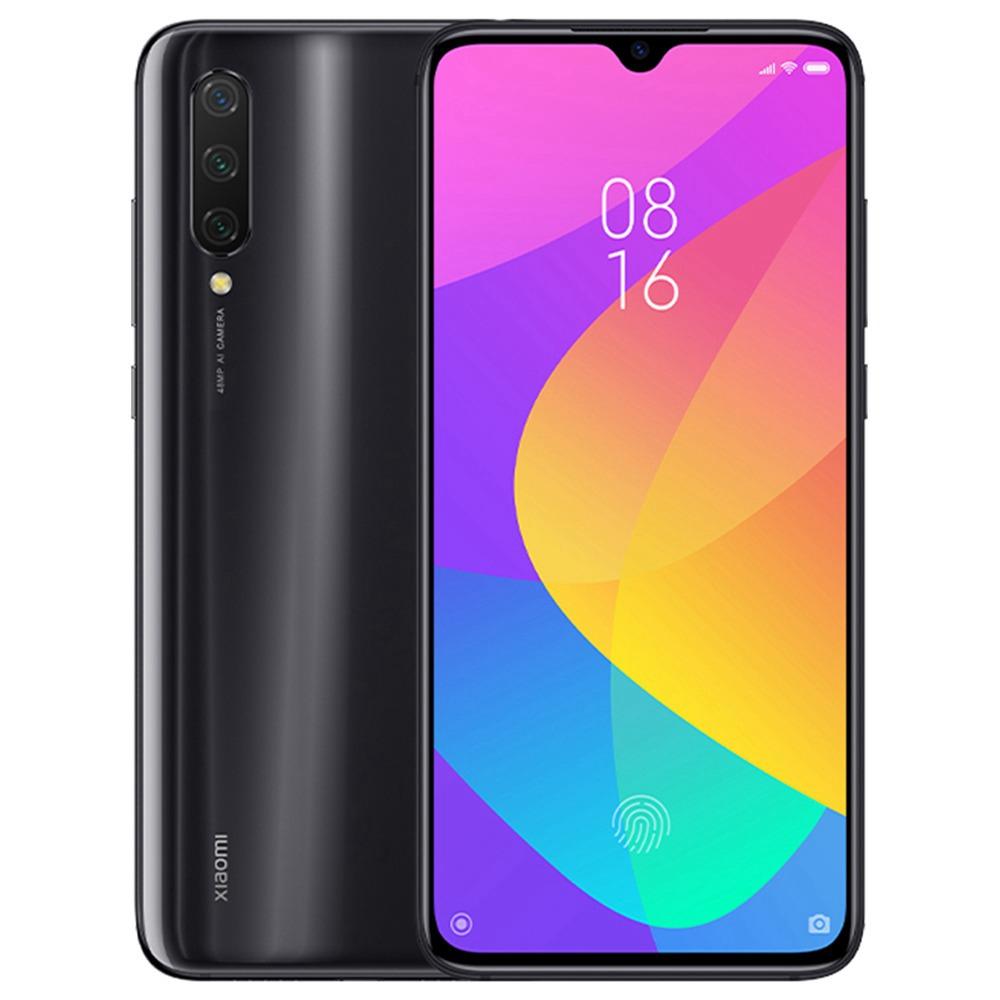 Xiaomi Mi CC9 6.39 inch FHD+Screen 4G LTE Smartphone Snapdragon 710 6GB 64GB 48.0MP+8.0MP+2.0MP Three Rear cameras MIUI 10 - Black