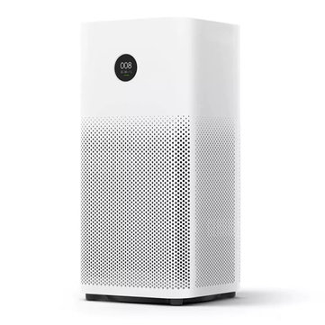 Original Xiaomi OLED Display Smart Air Purifier 2S Smoke Dust Peculiar Smell Cleaner Mi Home APP Control