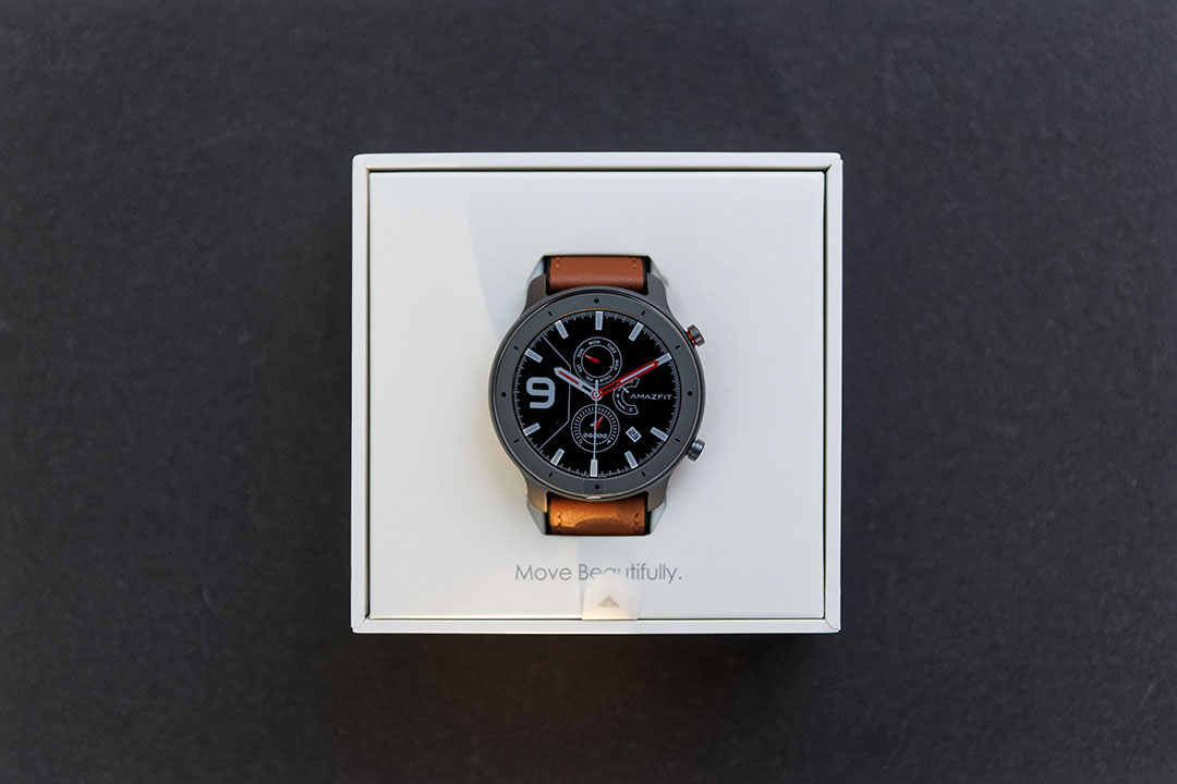 Amazfit GTR 47mm review