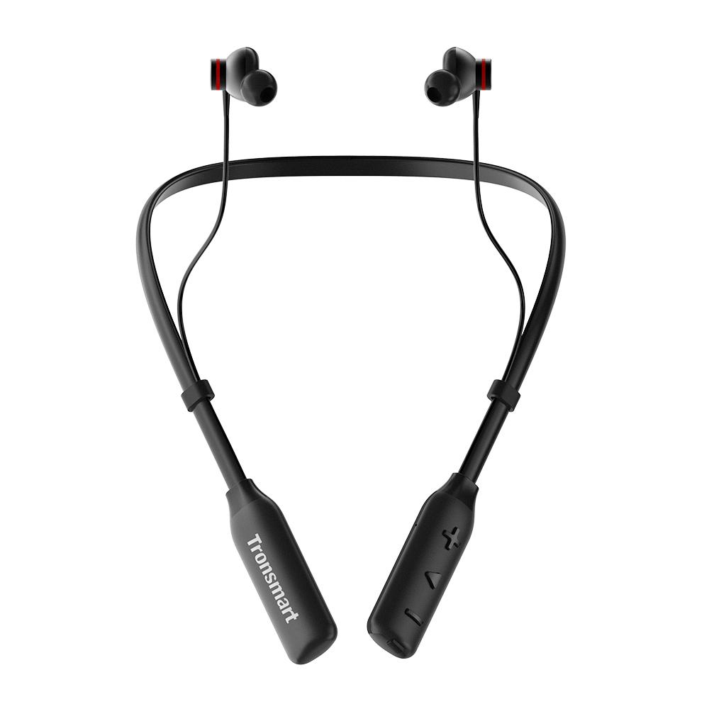 Tronsmart Encore S2 Plus Wireless Bluetooth Headphones IPX45 Water Resistant