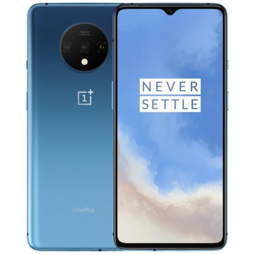 Oneplus 7T 4G Phablet 6.55 inch Oxygen OS Based Android 10 Snapdragon 855 Plus Octa Core 8GB RAM 256GB ROM 3800mAh Battery International Version