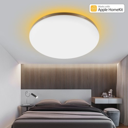 YEELIGHT GUANGCAN YLXD50YL 220V 50W Surrounding Ambient Lighting LED Ceiling Light Upgrade Version (Xiaomi Ecosystem Product)