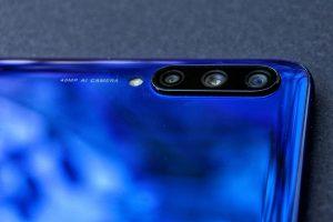 Xiaomi a3 lens