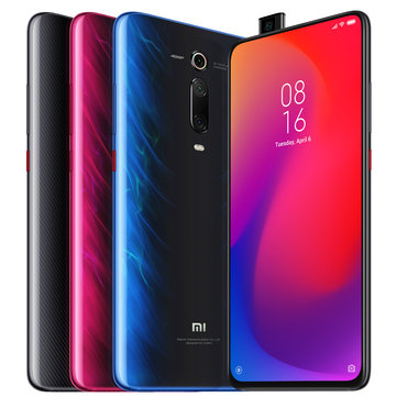 Xiaomi Mi 9T Pro Global Version 6.39 inch 48MP Triple Camera NFC 4000mAh 6GB 128GB Snapdragon 855 Octa core 4G Smartphone