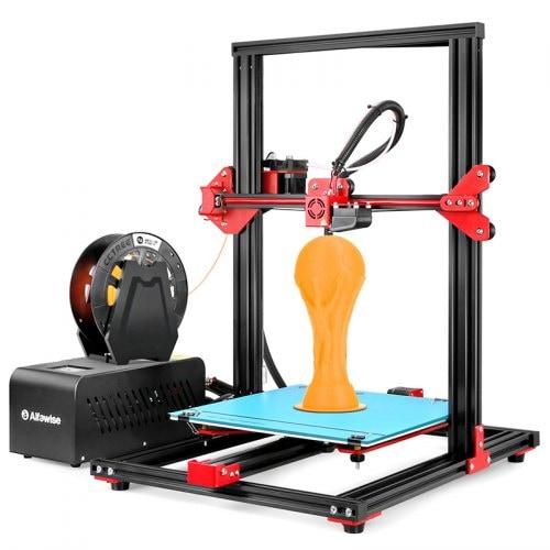 Alfawise U20 Large Scale 2.8 inch Touch Screen DIY 3D Printer - EU