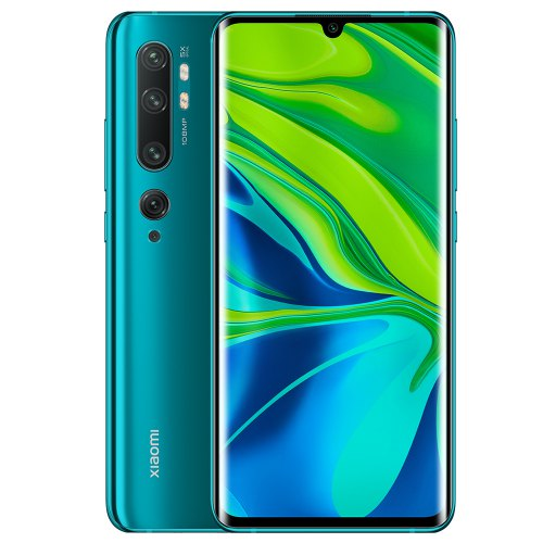 Xiaomi Mi Note 10 Pro 108MP Penta Camera Mobile Phone Global Version Online Smartphone