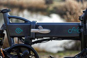 Fiido D2 elektromos kerékpár teszt