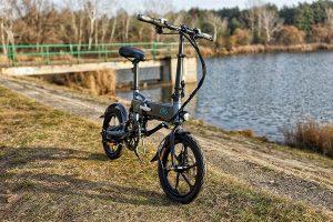 Fiido D2 elektromos kerékpár világítás