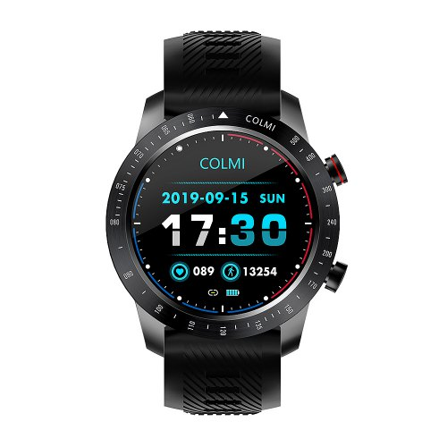 COLMI SKY 6 Smart Watch Heart rate tracker with Fitness tracker for iphone and Andriod phone