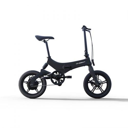 ONEBOT S6 LED light Electric Bike Folding Bicycle 250W 50km Mileage