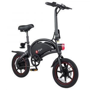D3+ DYU Folding Moped Electric Bike