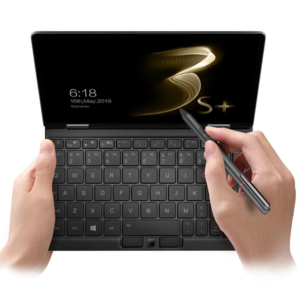 One Netbook One Mix 3S+ Yoga Pocket Laptop Intel Core i3-10110Y 8.4 Inch 2560*1600 IPS Screen Windows 10 8GB RAM 256 ROM - Black