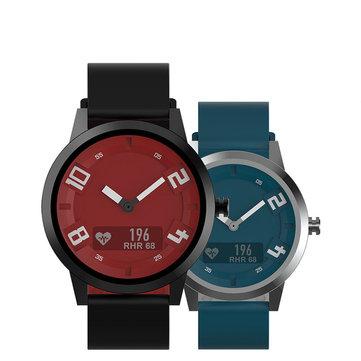 Lenovo Watch X 80M Waterproof Sapphire Glass 45 Days Standby OLED Screen Heart Rate Monitor Smart Watch