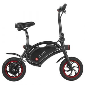 DYU D3F Folding Moped Electric Bike