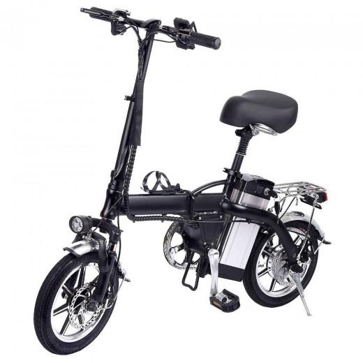 GYL004 Foldable Electric Bike - 12Ah Lithium Battery