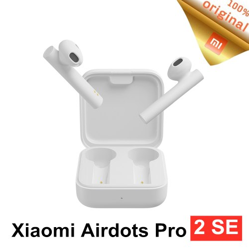 Xiaomi Air2 SE Wireless Bluetooth Earphone True Wireless Stereo Headset Synchronous Link 20h Long Standby Dual microphone