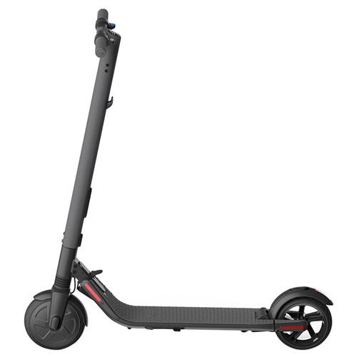 Xiaomi Ninebot Segway KickScooter ES2 Folding Electric Scooter 300W Motor 25km/h Speed With LED Lights EU Version - Black
